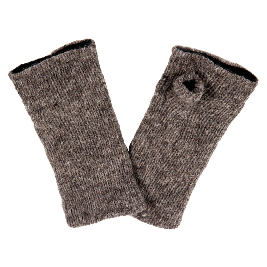Wool Hand Warmers - Sage Moon
