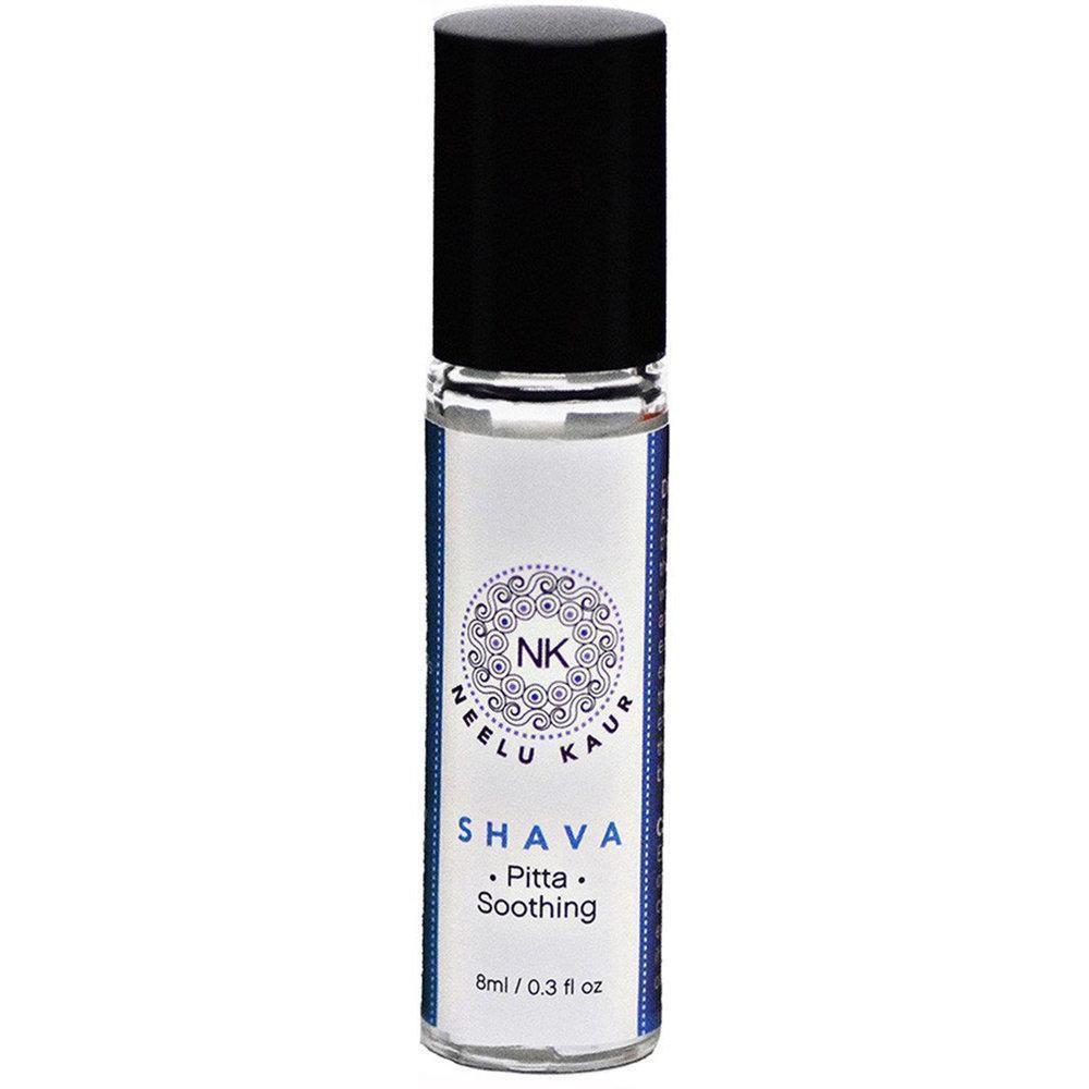 SHAVA- Pitta Balancing Blend Essential Oil Blends- Sage Moon