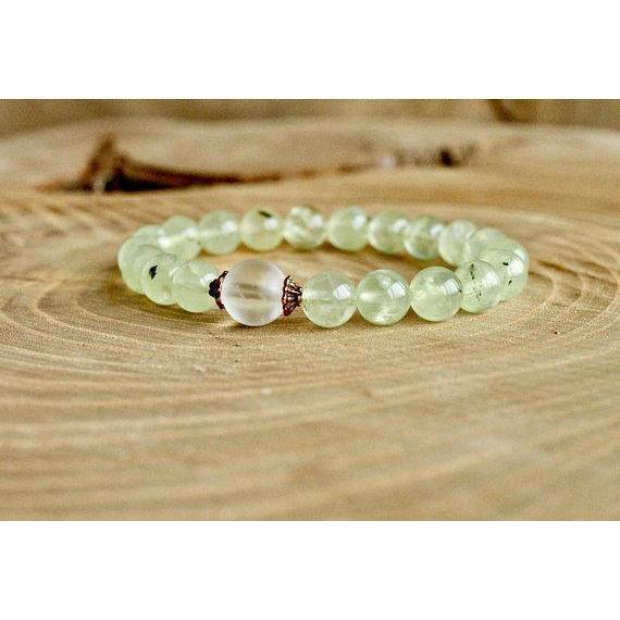 Spiritual Growth Bracelet - Sage Moon