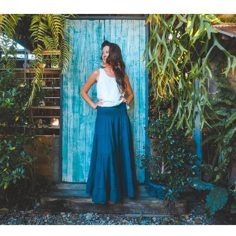 Sophia Skirt (available in 9 colors!) - Sage Moon