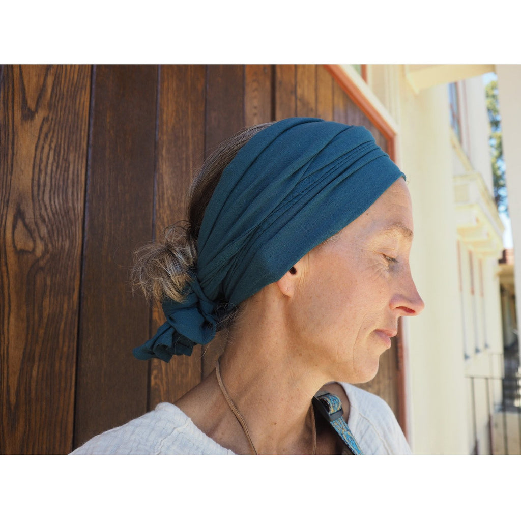 Gauze Cotton Headscarf (8 colors)