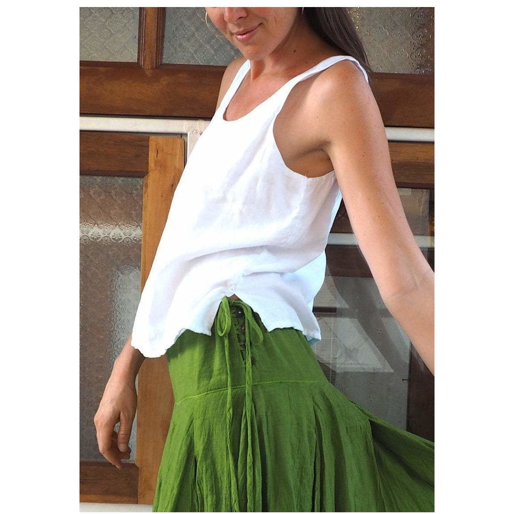 Audrey Tank (available in 5 colors) - Sage Moon