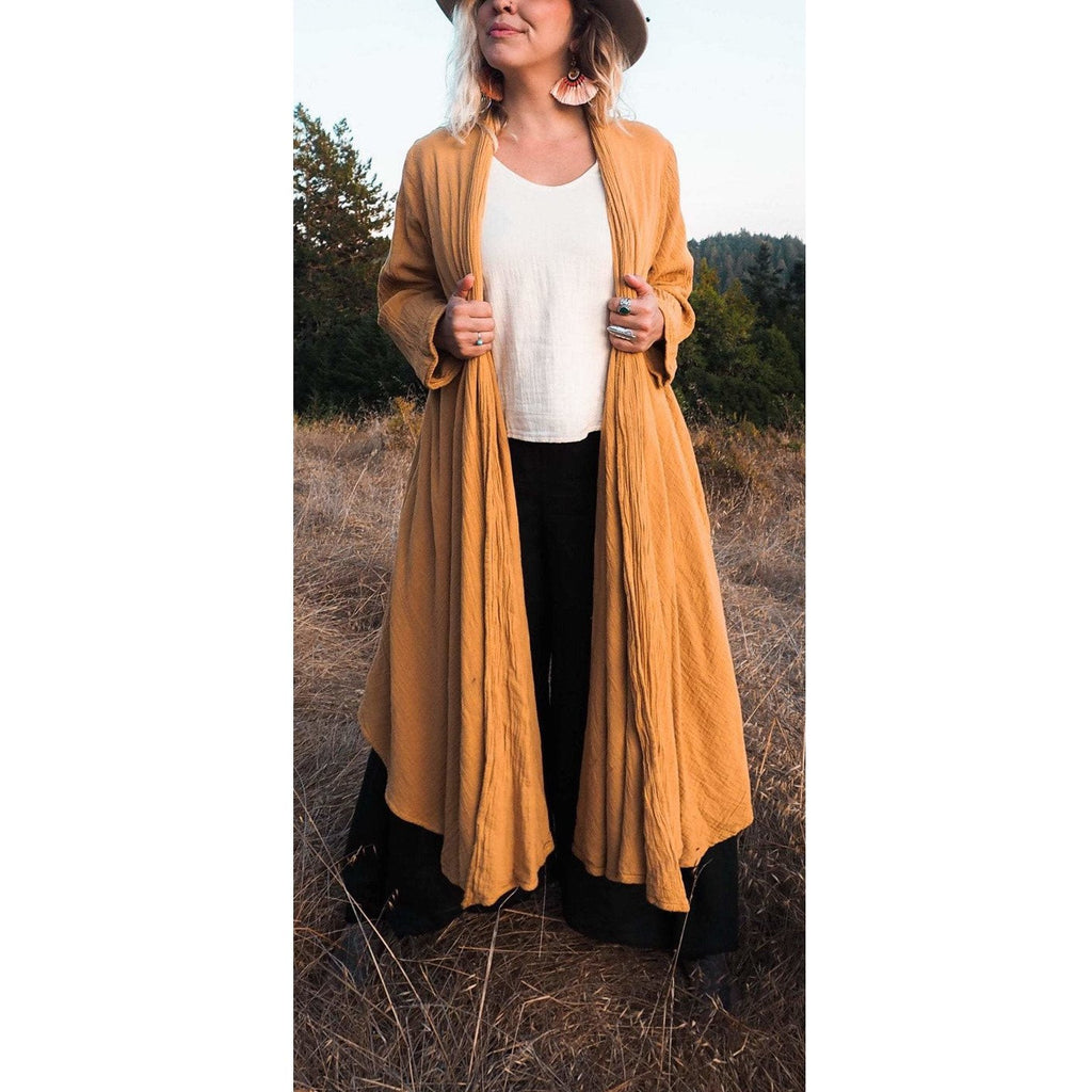Cotton Cloak (Unisex) - Sage Moon
