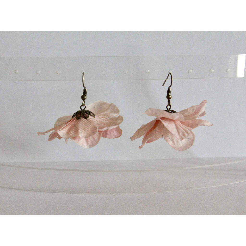 Cherry Blossom Earrings - Sage Moon