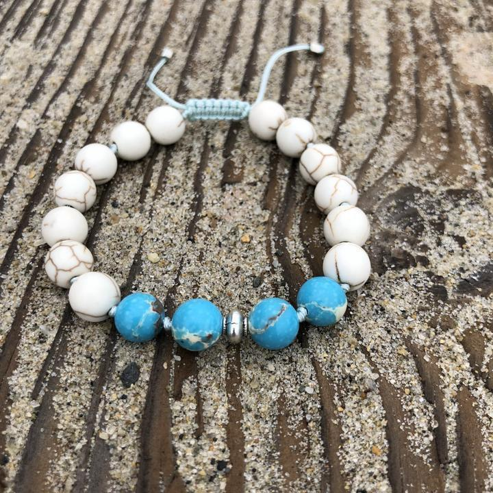 Flow of Love Bracelet - Sage Moon