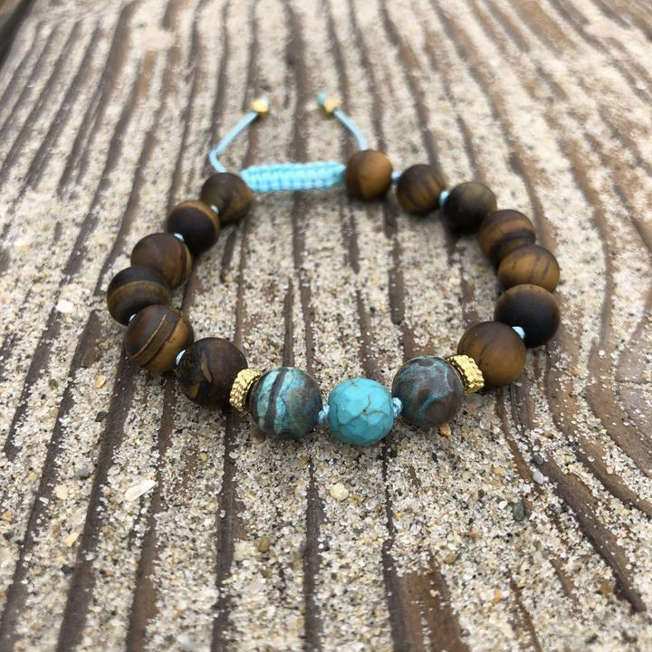 Courage and Strength Bracelet - Sage Moon
