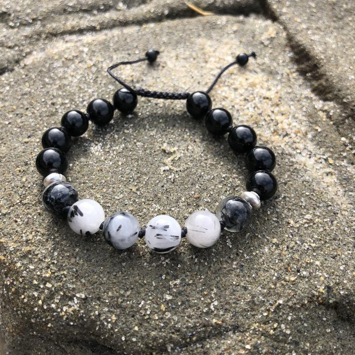 Protection and Amplification Bracelet-Unisex - Sage Moon