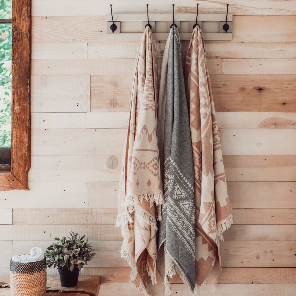 Devon Turkish Cotton Towel - Sage Moon