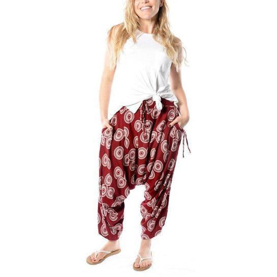 Sunshine Harem Pants (Unisex!) - Sage Moon