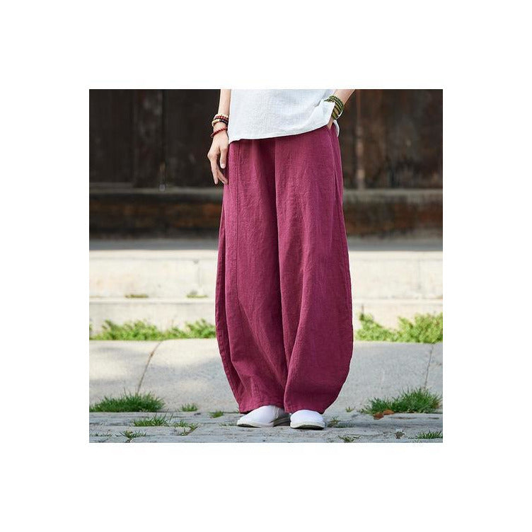 Cosmic Bliss Pants - Sage Moon