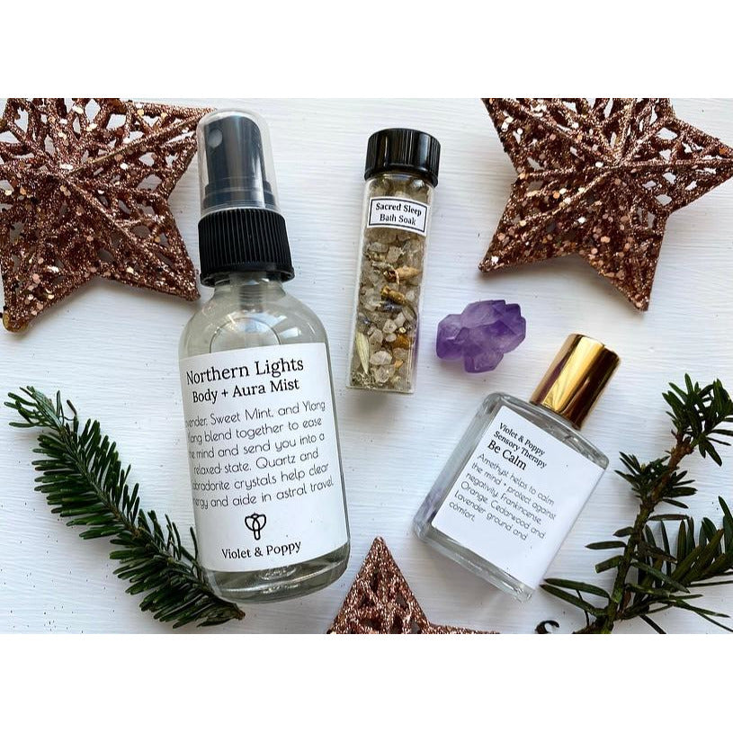Silent Night Gift Set - Sage Moon