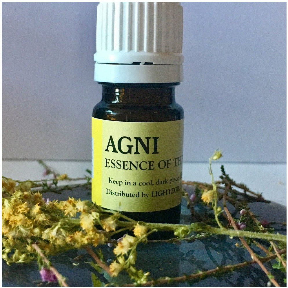 Agni, Essence of the Sun - Sage Moon