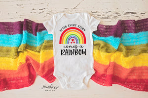 After Every Storm There is A Rainbow Onesie
