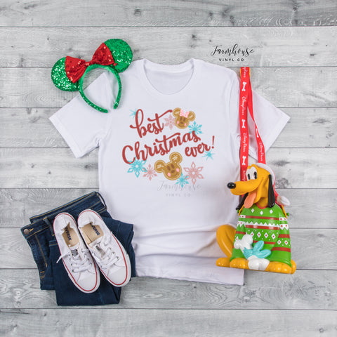 Disney Christmas Shirt Collection