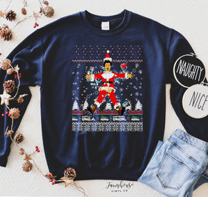 Christmas Vacation Clark Griswold Unisex Ugly Christmas Clothing Collection