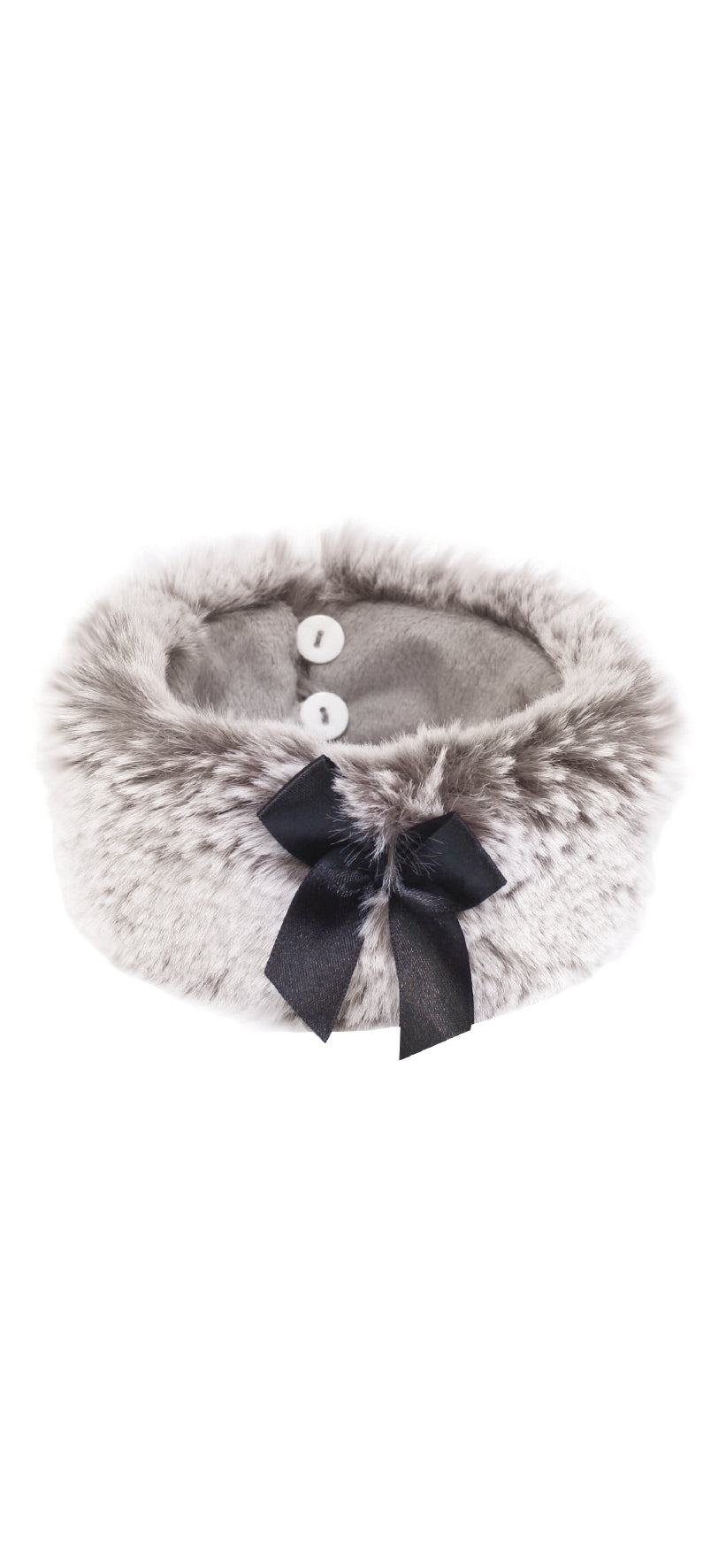Elegant Fur Collar To Match Elegant Fur Jacket