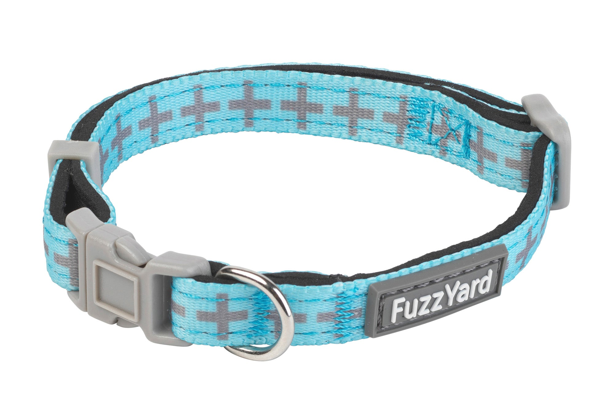 Saint Yeezy Dog Collar Extra Small Blue