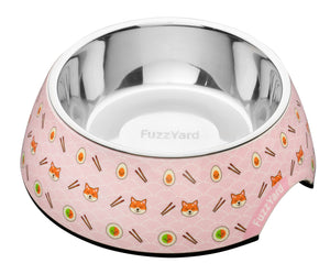 SuShiba Easy Feeder Pet Bowl