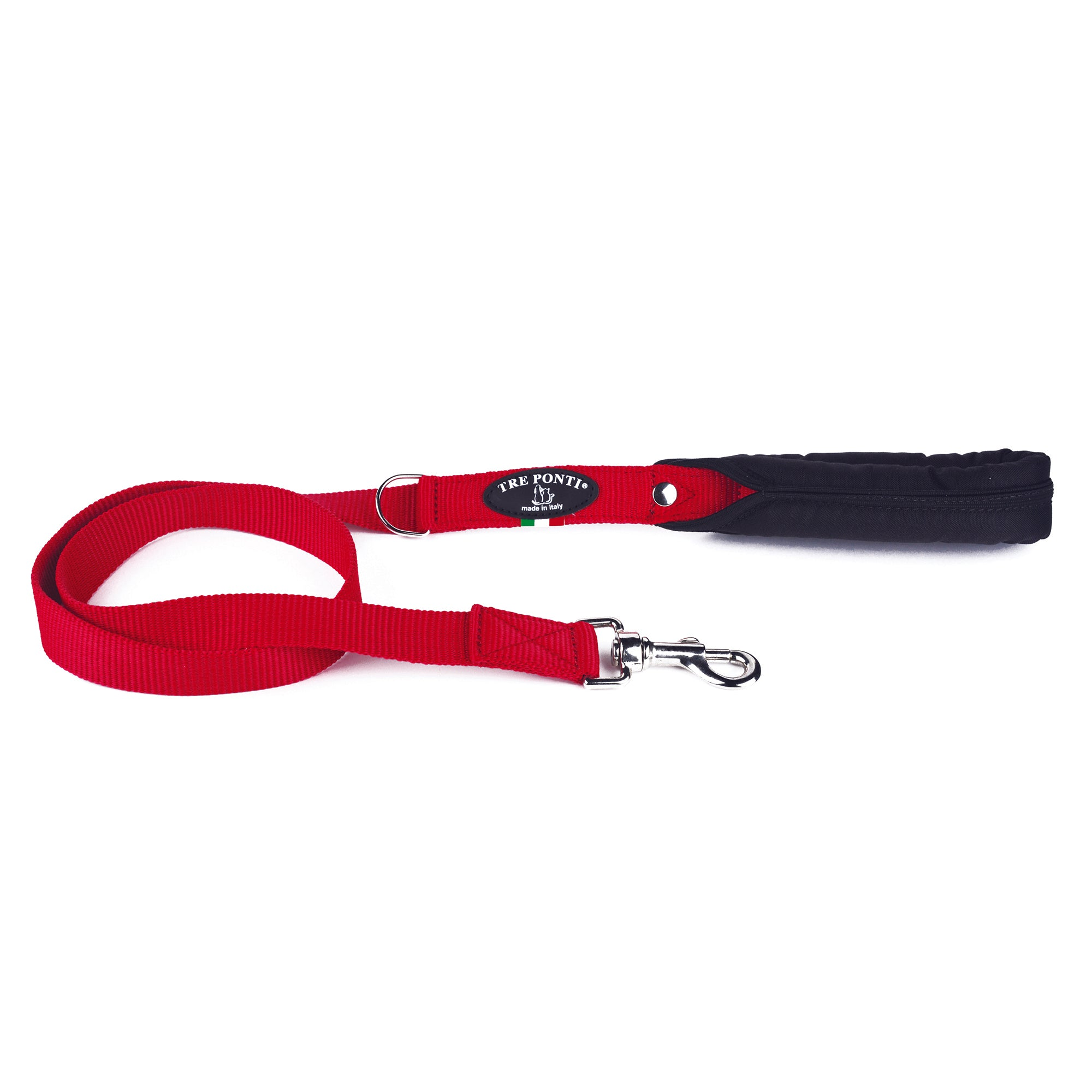 Padded Handle Lead Red