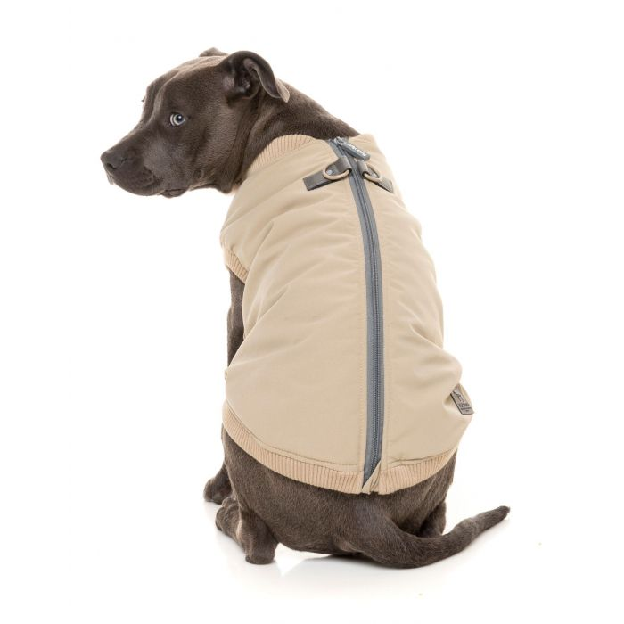 MacGyver Harness Jacket Oxford Tan