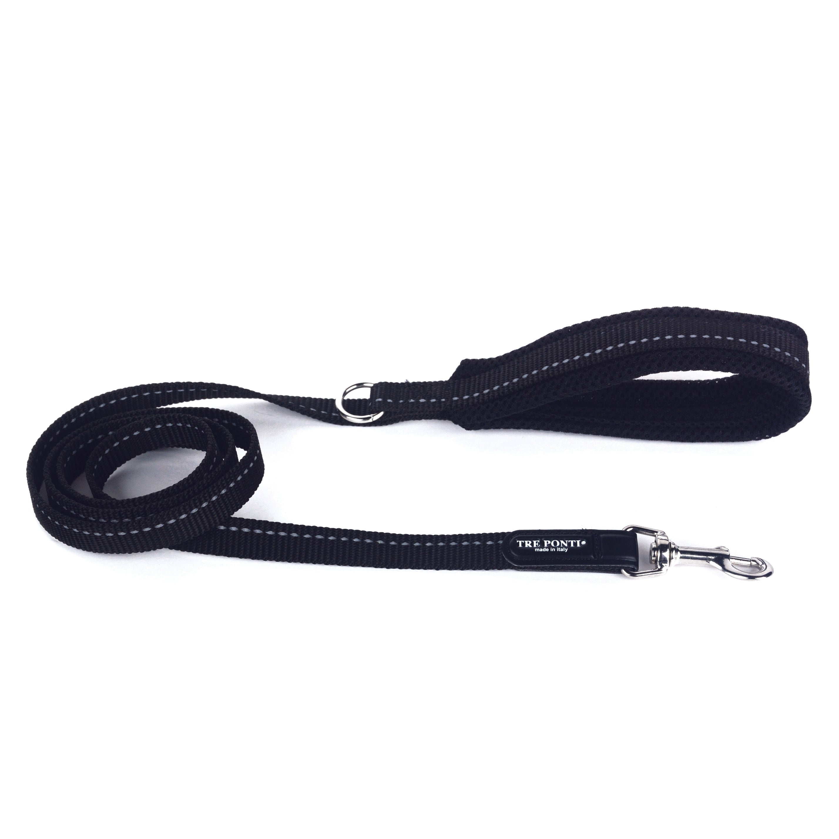 Mesh Handle Lead Black