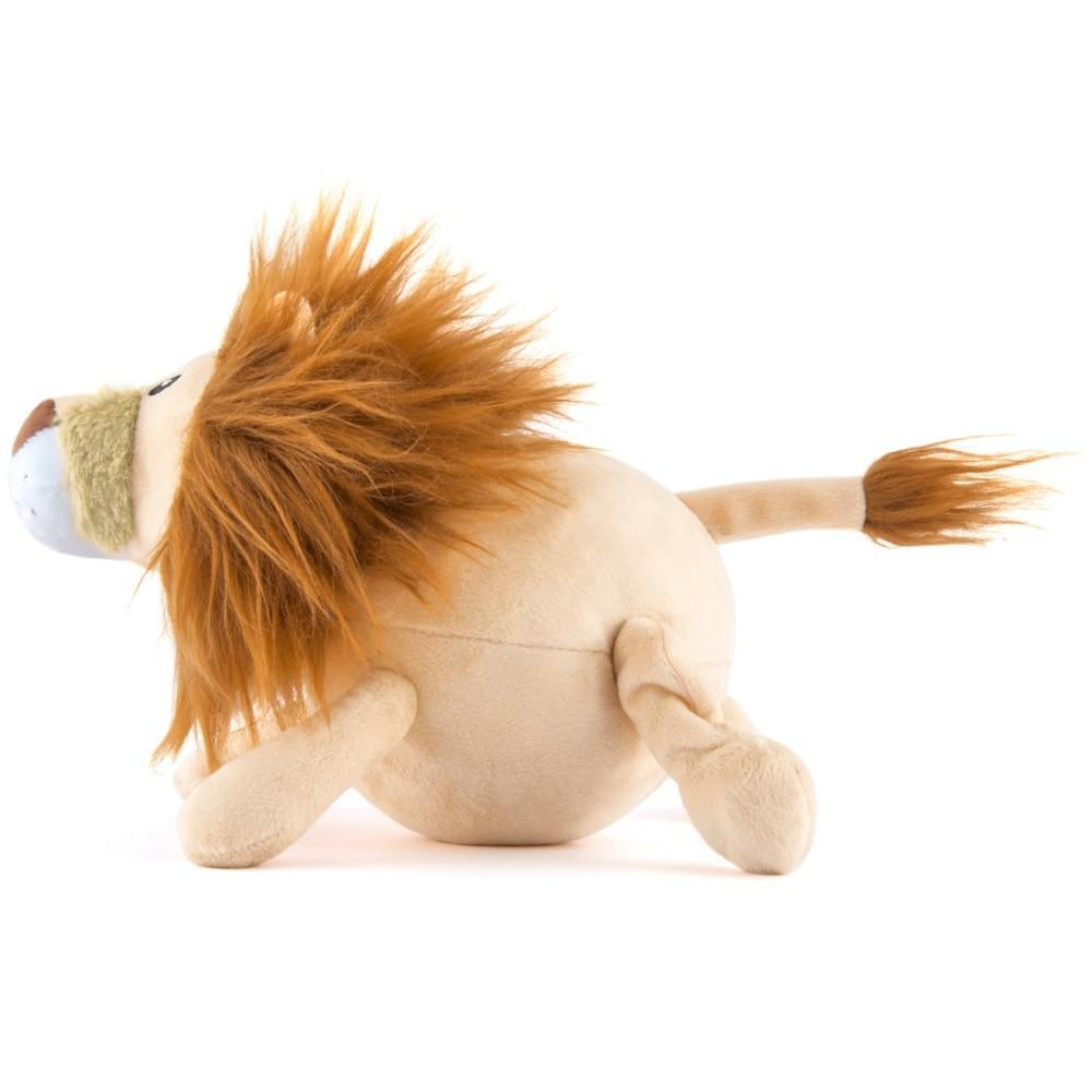 Lion Plush Dog Toy