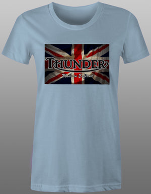 2011 Made In England Tee - Ladies