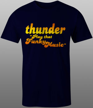 1998 Play That Funky Music Tee