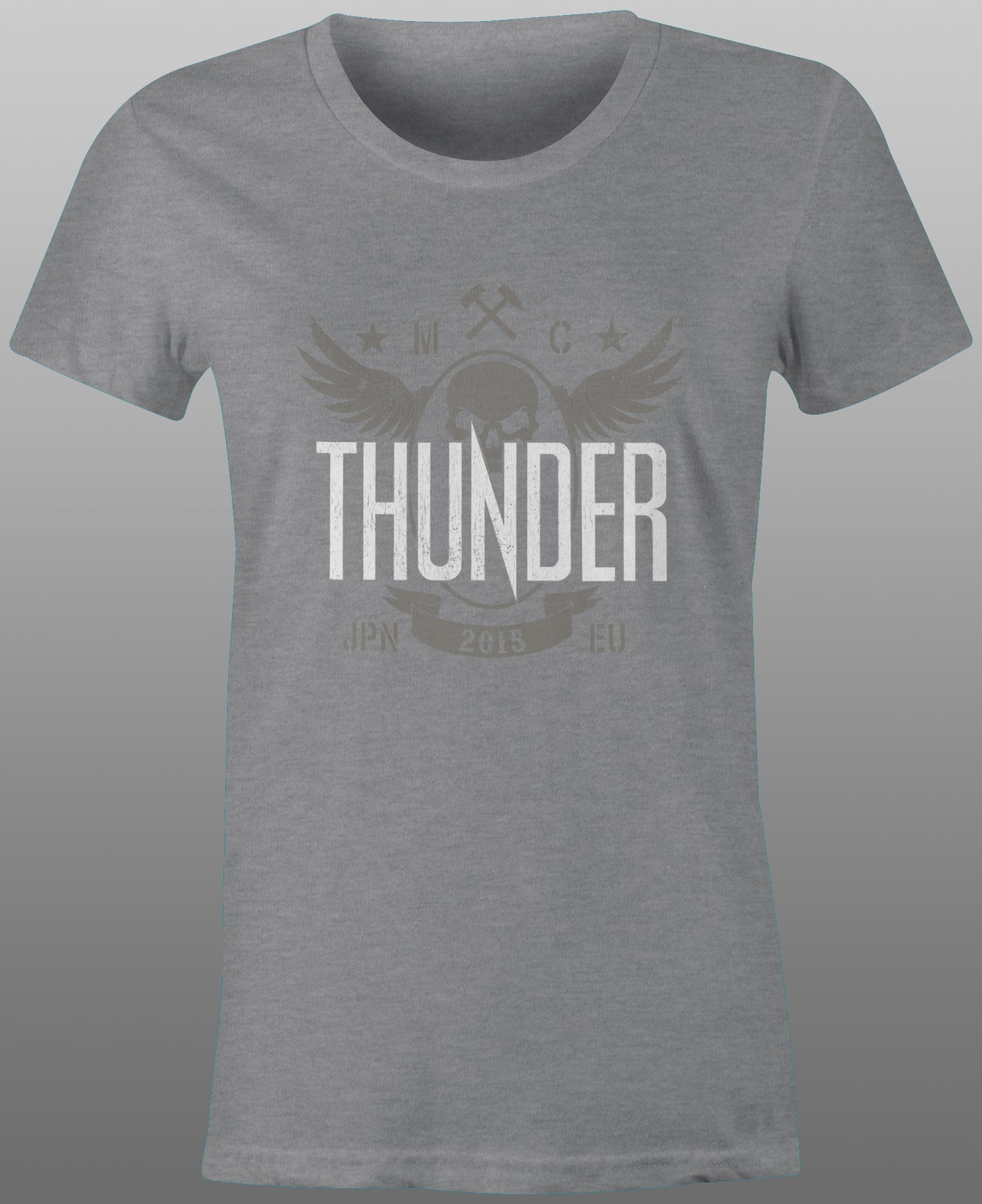 2015 Wings Tee - Ladies