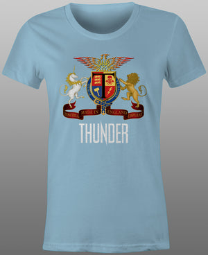 2016 Full Colour Coat Of Arms Tee - Ladies