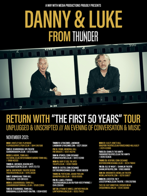 "Danny & Luke ""The First 50 Years"" Tour - VIP Package"