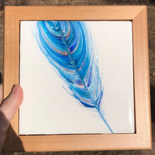 "Sold-""Whispering Winds"" Spirit Feather Series"