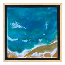 """Tide's In"" Original Ocean Abstract Art Seascape Painting"