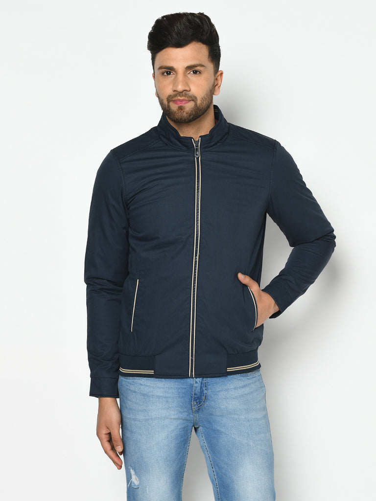 Men's Navy Jackets