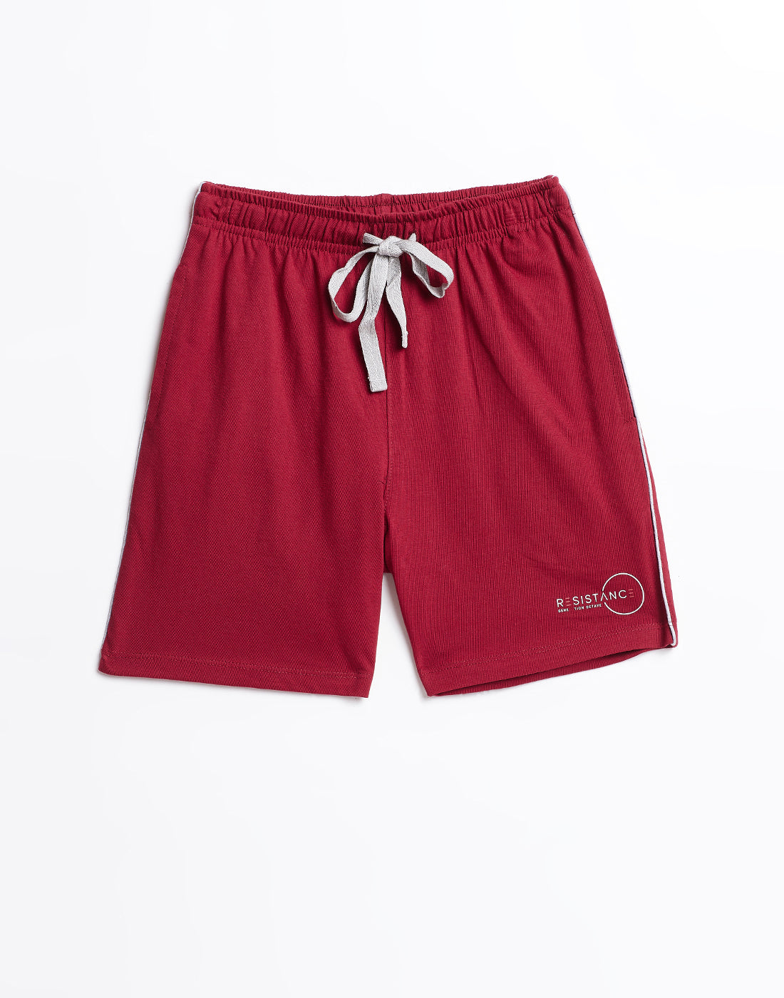 Ooctave Boys Salsa Red Shorts