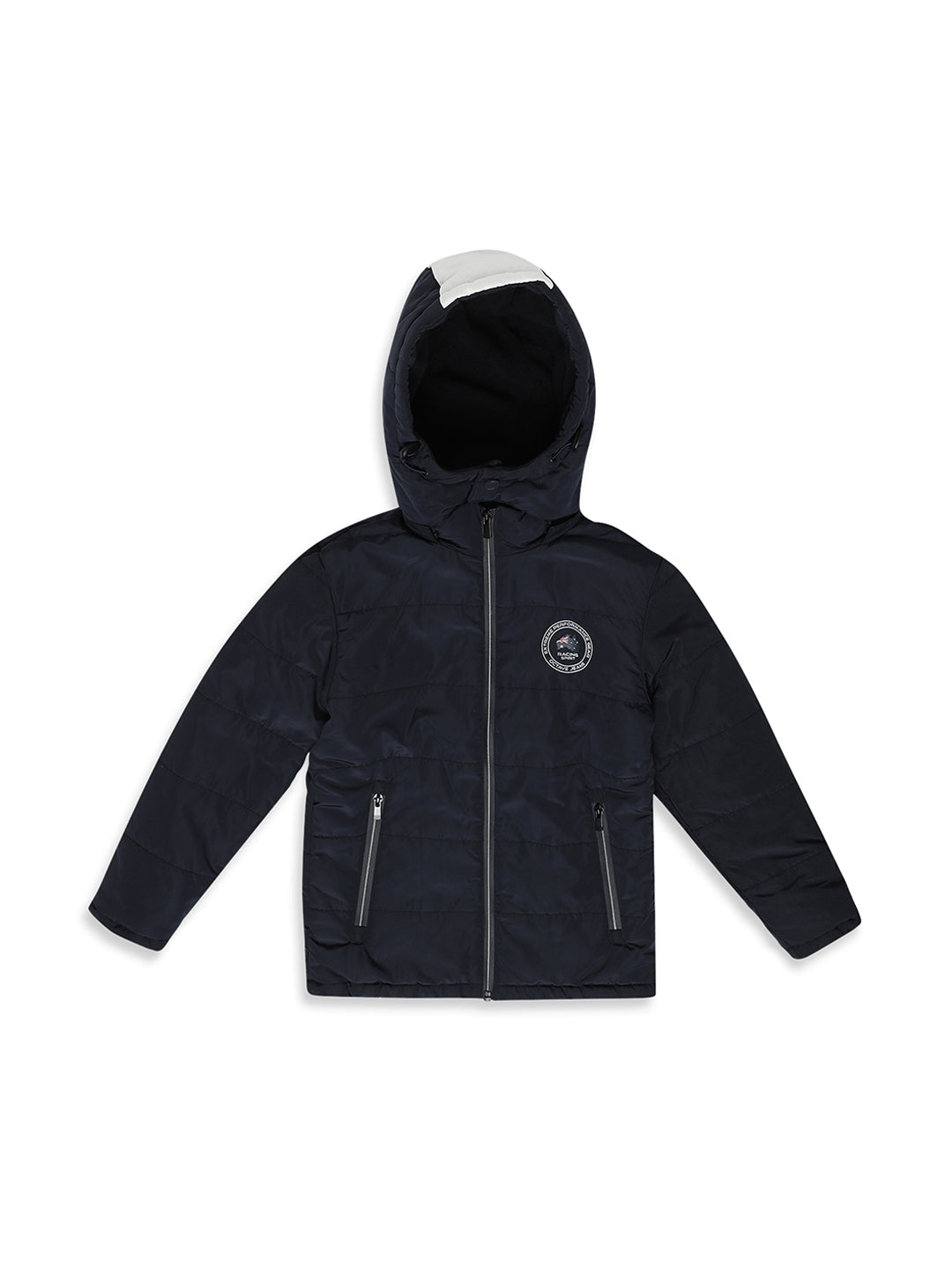 Octave Apparels Navy Jacket for Kids