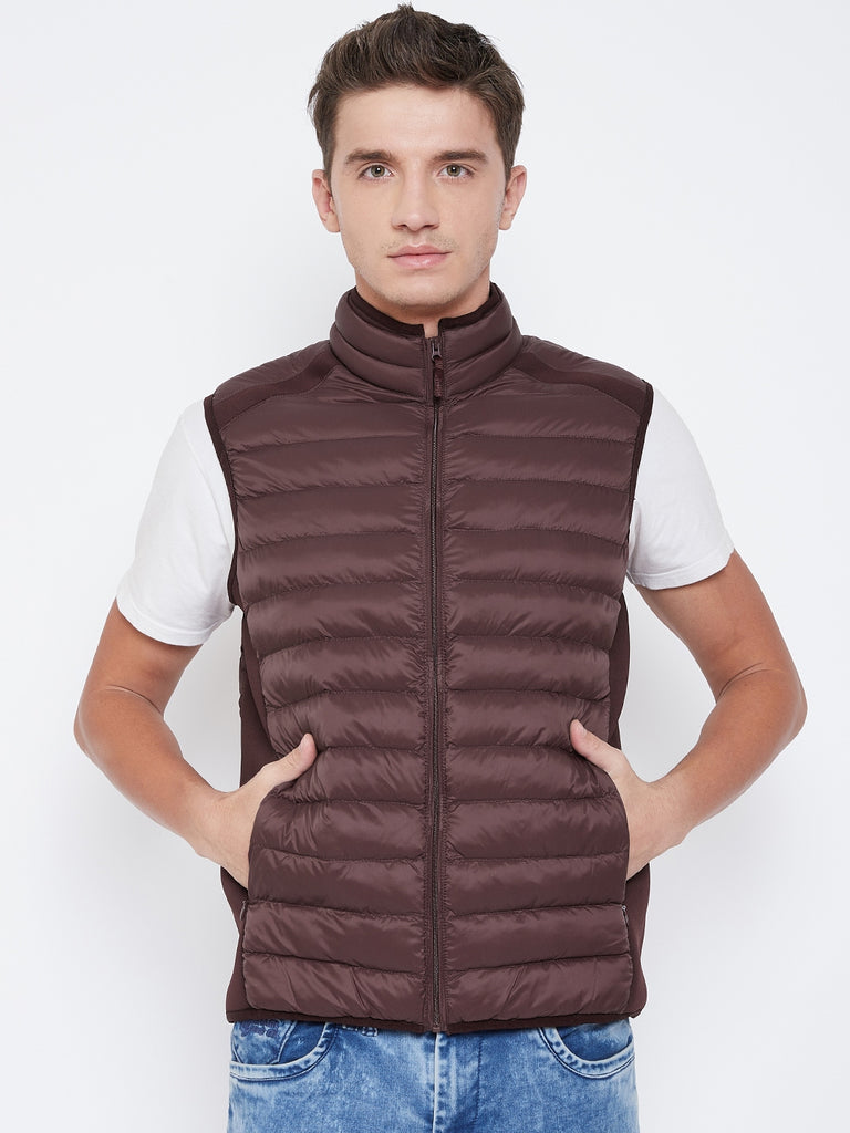 Mettle wine Jacket for Men