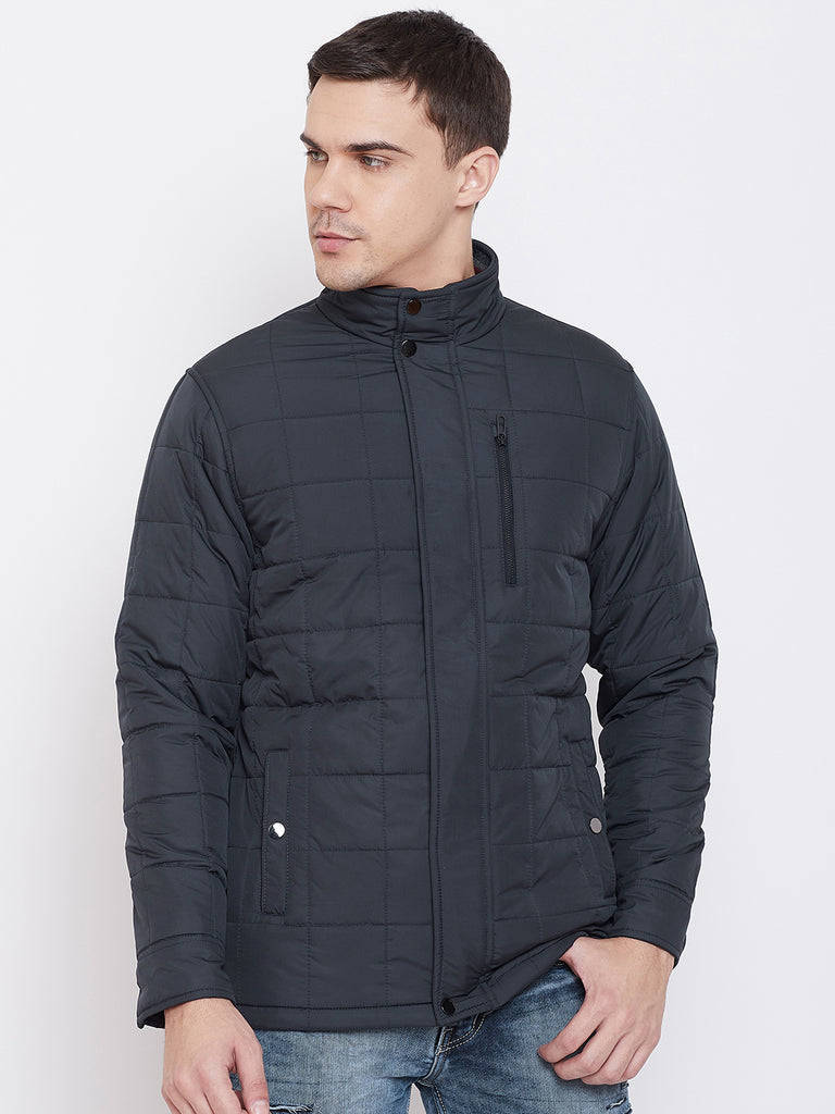 Mettle Apparels Blue jacket for Men