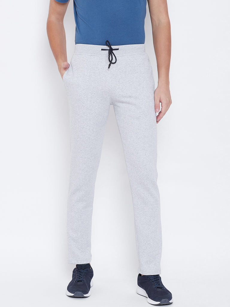 Octave Apparels Grey Pant for Men
