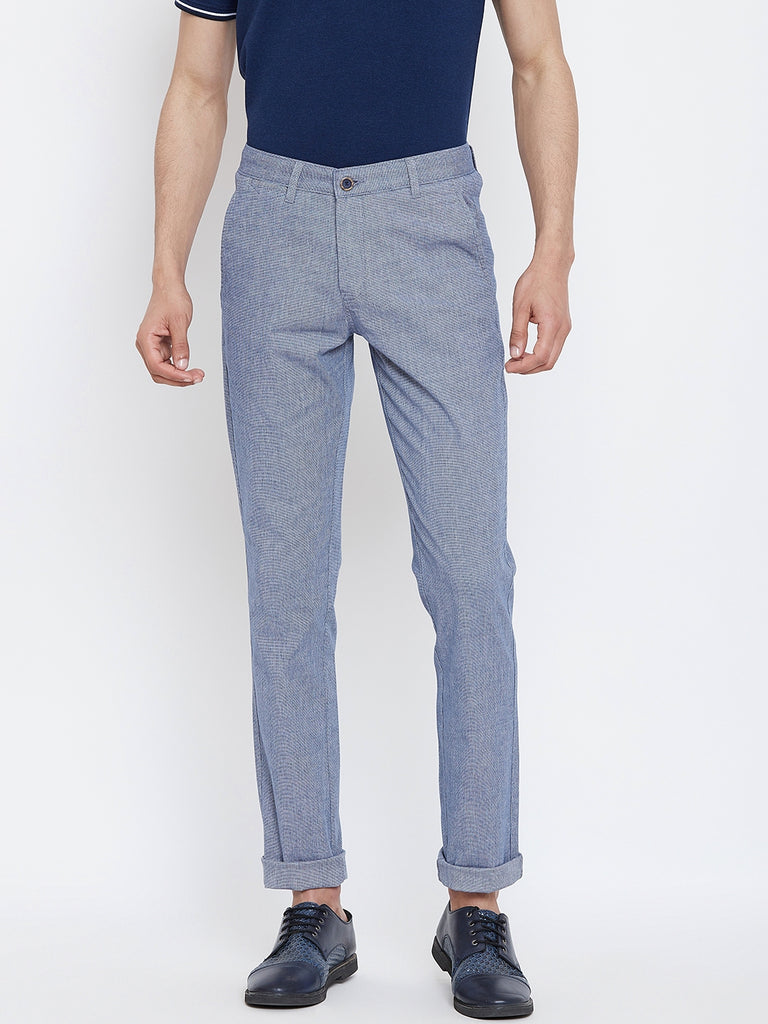 Octave Apparels Gray jeans for Men