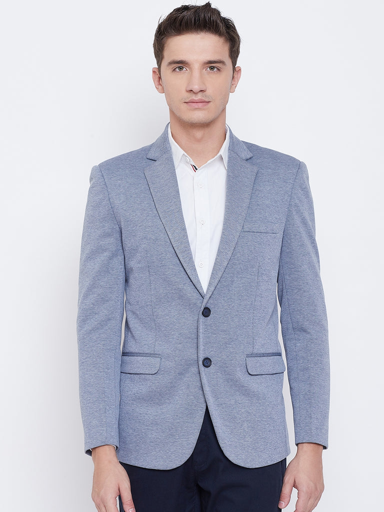 Mettle Navy Blazer for Men