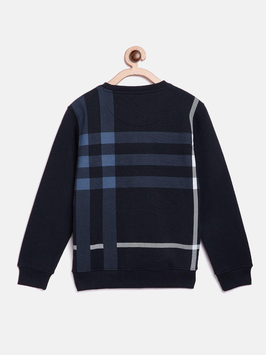 Octave Apparels Navy Pullover for Kids
