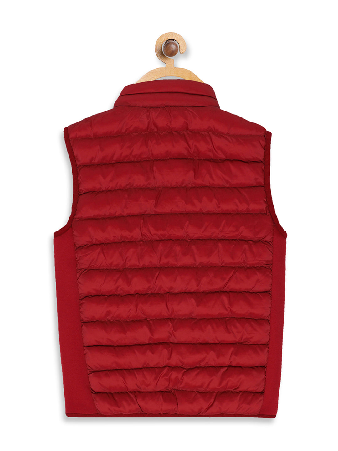Octave Apparels Red Jacket for Kids