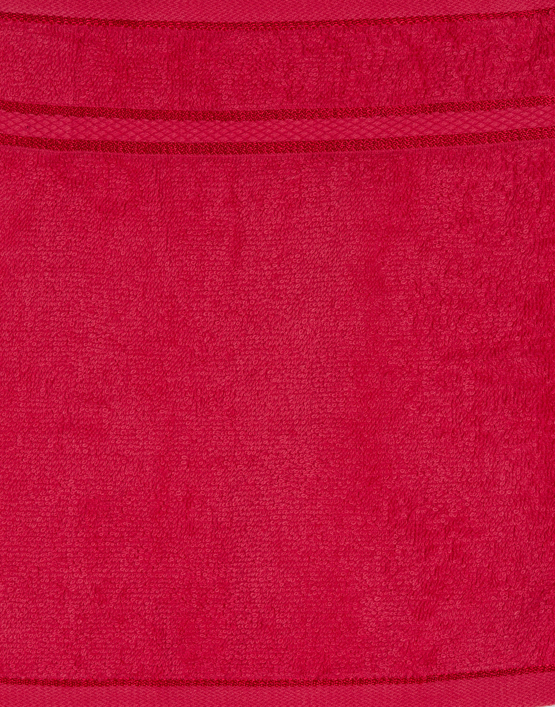 Octave Miami Red Set of 4 Cotton Face Towels