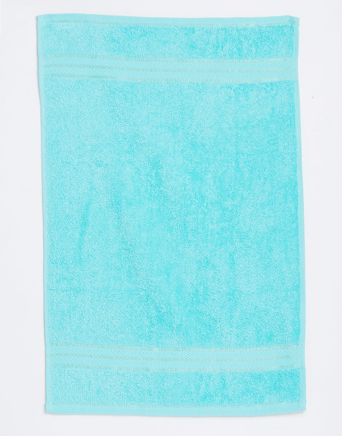 Octave Mint Green Set of 2 Cotton Hand Towels