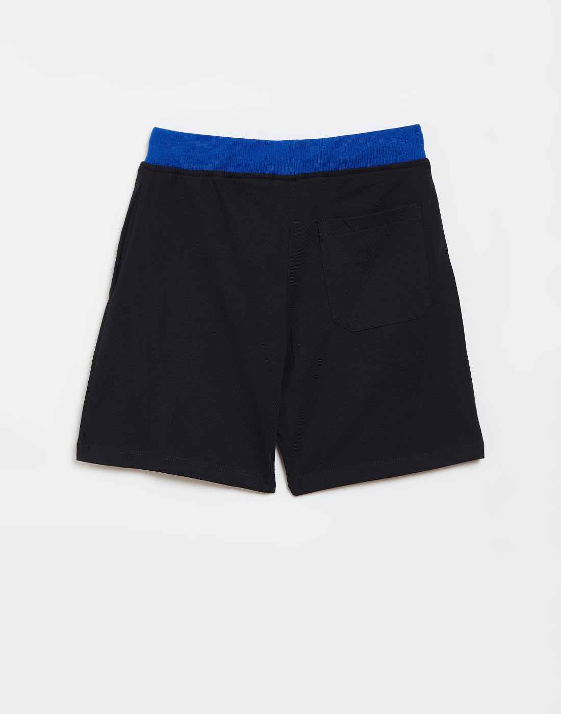 Octave Boys Black Avengers Printed Shorts