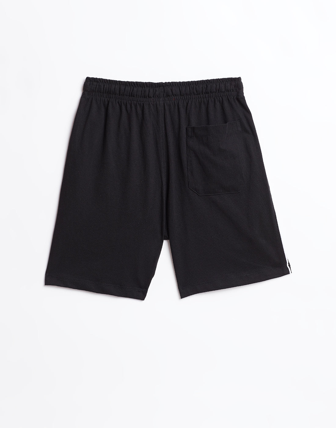 Ooctave Boys Black Shorts