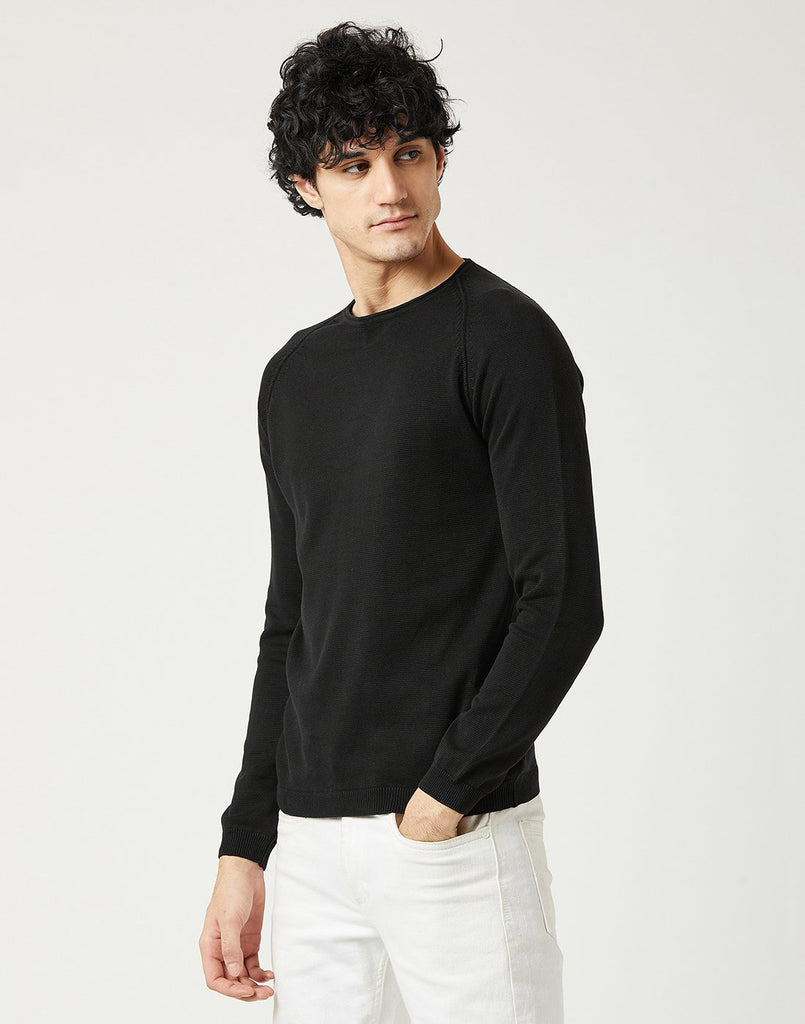Mettle Men Black Sweatshirt