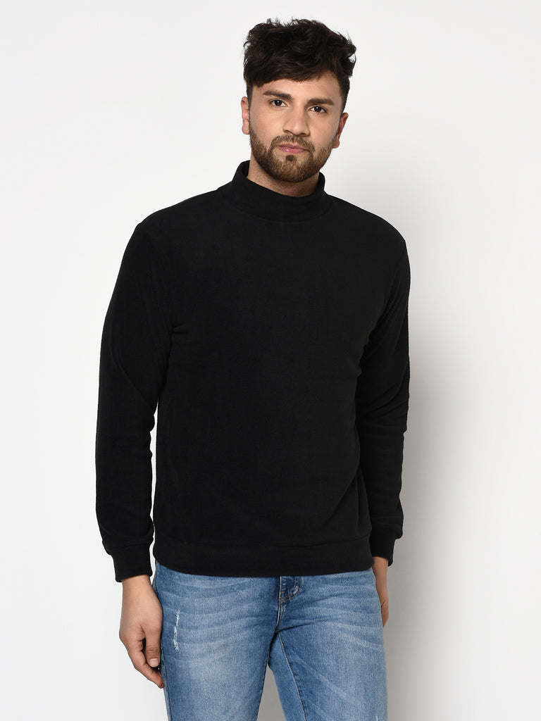 Men's BLACK, Sweatshirts