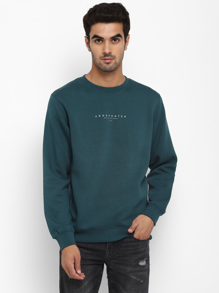 Men's TEAL Sweatshirt